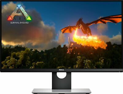 """Dell - 27"""" S2716DGR LED QHD G-SYNC 144Hz 1ms Gaming Monitor (FACTORY SEALED)"""