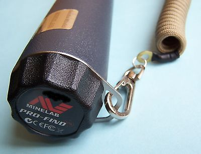 MINELAB PRO FIND 25 POINTER STAINLESS STEEL ATTACHMENT SECURITY RING