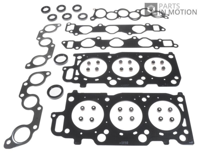 Head Gasket Set fits LEXUS RX300 3.0 00 to 08 1MZ-FE Blue Print Quality New