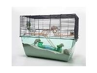 Cage for degu, hamster, mice, small pets