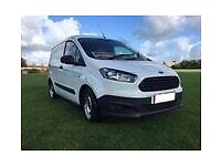 Compact and Stylish Courier Van, 2014, low mileage, White, Diesel