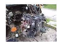 ford transit 2.4 tdci engine complete 2009