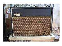 Vox AC30 CC2. Perfect condition.