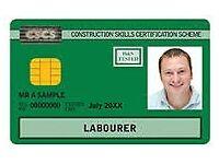 Green CSCS Card Program – 99% pass rate – join us today! - Southampton 18th April