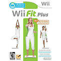 Wii Fit Plus and Balance Board  perfect condition