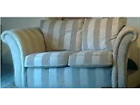 sofa designer stripes - large 2 seater