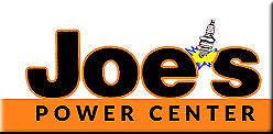 Joe's PowerCenter