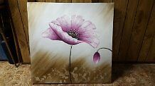 Flower oil painting(Price negotiable)