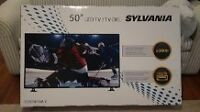 BRAND NEW Sylvania SLED5016A 50-Inch LED HD TV in box
