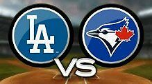 Blue Jays vs. Los Angeles Dodgers - Friday May 6th, 2016