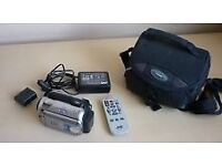 JVC Everio GZ-MG21EK: 20gb HDD digital camcorder ( Used )