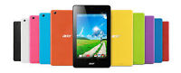 "!! BACK TO SCHOOL!! New Acer 7"" Colorful Tablet ONLY $99"