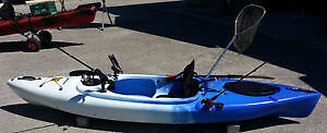 Brand New Kayaks with Paddles - Free delivery
