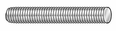 Zoro Select 11083 516-18 X 3 Plain 316 Stainless Steel Threaded Rod