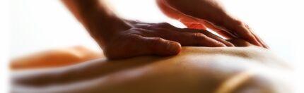 Sports massage deep tissue massage in Mawson lakes