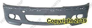 Bumper Front Primed-Grey With Sport Package Wagen BMW 3-Series (E46) 2002-2005