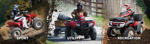 Kanata Honda Ottawa ATV Sales & Service