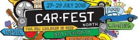 Carfest North adult Weekend camping ticket