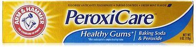 6 Pack - Arm & Hammer, Peroxi Care, Anticavity Toothpaste, Fresh Mint 6oz Each