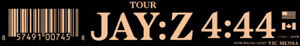 Jay-Z - 4:44 Tour Tickets Bronze VIP Package