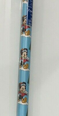 Hallmark Disney Mickey Mouse Christmas Wrapping Paper Holiday ()
