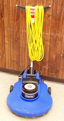 Clarke Ultra Speed 1500dc Commercial Cord Electric Burnisher 20 Inch