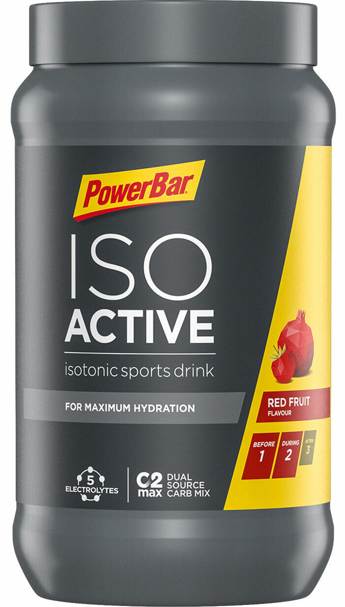 Powerbar IsoActive Sports Drink Iso-Sportgetränk