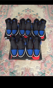 *BNIB DS* AIR JORDAN RETRO 1 ROYAL SIZES 10.5/11.5/12/12