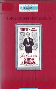 SUA-ECCELLENZA-SI-FERMO-039-A-MANGIARE-1961-VHS-ORIGINALE-1-EDIZIONE