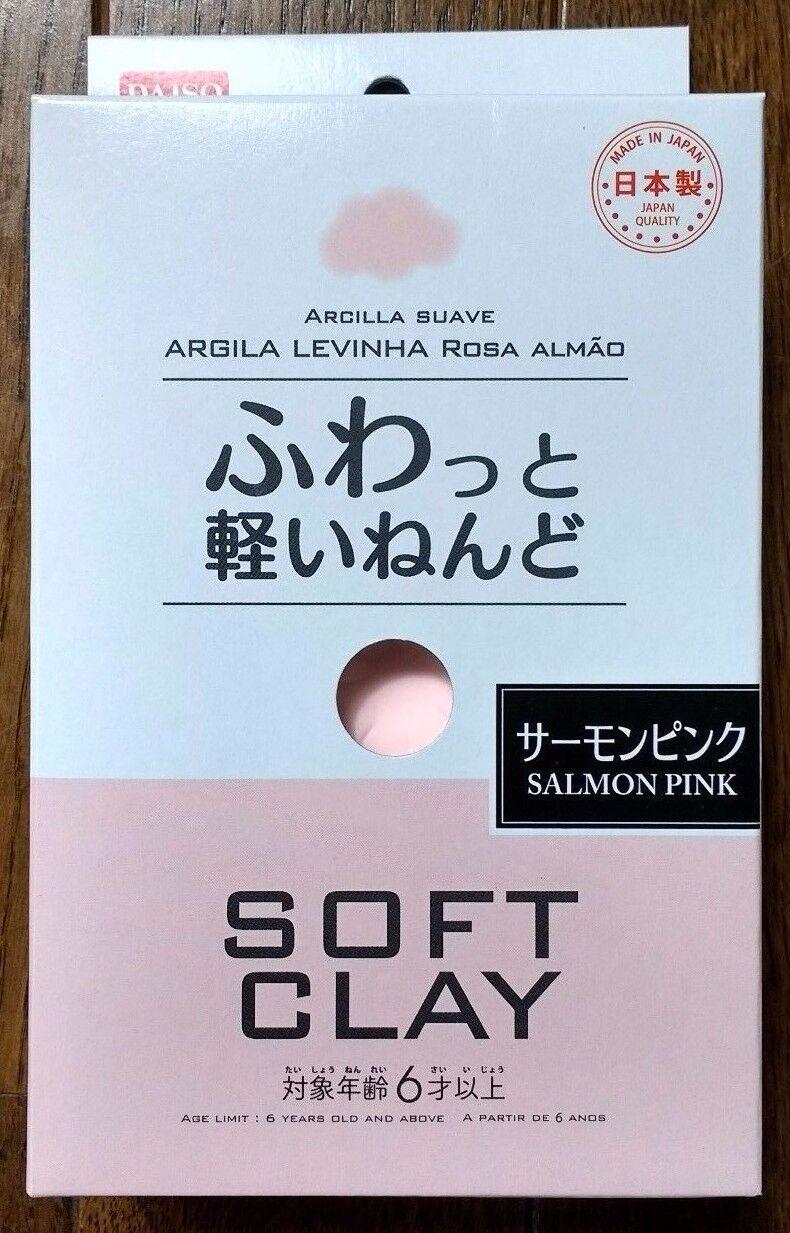 DAISO JAPAN Soft Clay 8 color set Mix & Match!! Lot set