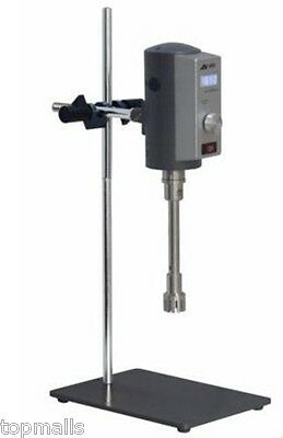 Lab Homogenizer Disperser Mixer Ad300l-h 300-18000rpm Digital Display 2836g220v