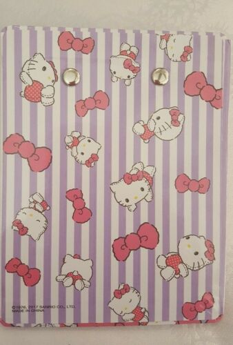 Sanrio Hello Kitty Mini Clipboard Striped