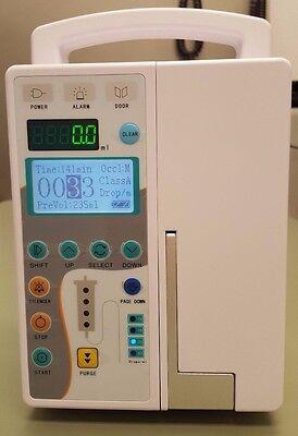 New Veterinary Infusion Iv Fluid Pump Audible Visual Alarm Shipped From Usa Nib