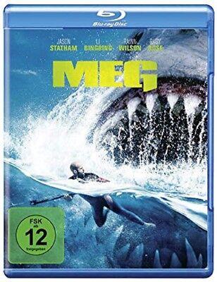 MEG Blu-ray Neu und Originalverpackt Jason Statham / 20 Meter Hai