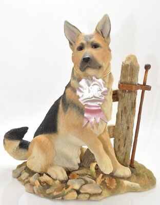 """Country Artists-Top Dogs """"Ranger-German Shepherd by Gatepost* No: 04018-rare"""