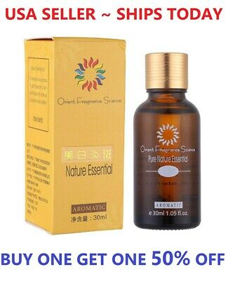 Ultra Brightening Spotless Oil Anti Dark Spots Natural Pure Oil Serum Skin 30ml