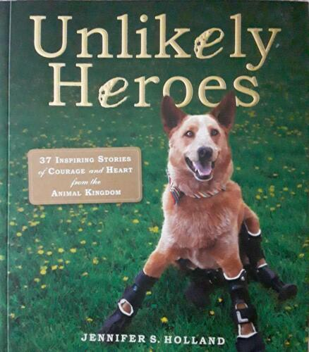 UNLIKELY HEROES  by Jennifer S. Holland