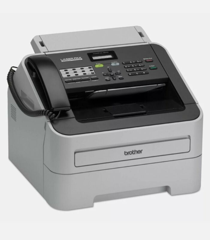 Brother intelliFAX-2840 Laser Fax Machine Copy/Fax/Print FAX2840