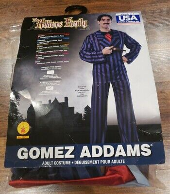 Rubies The Addams Family Gomez Suit Deluxe Adult - Addams Family Kostüme