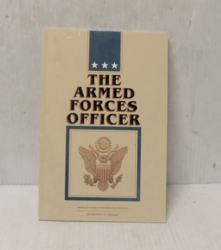 """The Armed Forces Officer"" Handbook"