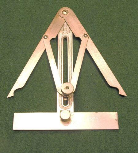 Vintage Stanley No 30 Angle Divider/Bevel Gauge/Square