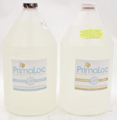 Primaloc Premium Epoxy For Tops And Tables 3 Gal Kit Resin Hardener