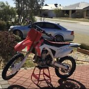 Crf450 2014 Neerabup Wanneroo Area Preview
