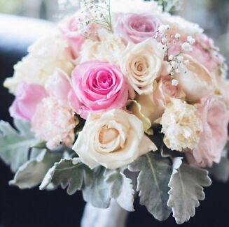 Affordable Wedding Bouquet Package with fresh flowers