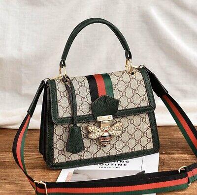 Hot selling honeybee purses handbags pure Leather women's luxury crossbody Sell Luxury Handbags
