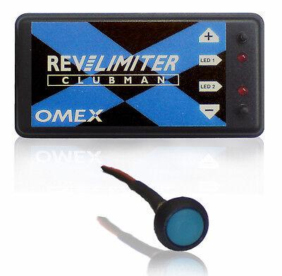 Omex Drehzahlbegrenzer Clubman Rev Limiter mit Launch-Control-System