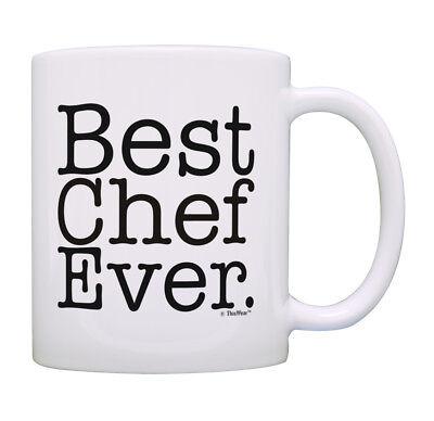 Best Chef Mug Best Chef Ever Mug Gift for Chefs Chef Coffee Coffee Mug Tea