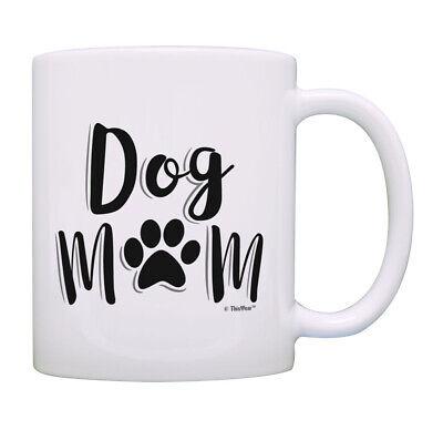 Dog Gifts for Women Cute Dog Mom Mug Dog Novelty Gifts Dog C