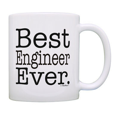 Best Engineer Mug Best Engineer Ever Engineering Gift for Coffee Mug Tea