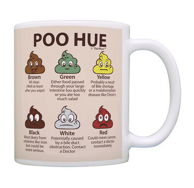 Nurse Practitioner Gift Funny RN Gifts Poo Hue CNA Coffee Mug Tea Cup (Cna Gifts)